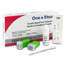 One+Step Eisenmangel Ferritin Test Set - Selbstest für Zuhause
