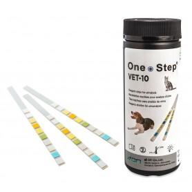 Gesundheitstest (Urin) für Tiere 50 Stück - Prüfung auf 10 Indikatoren